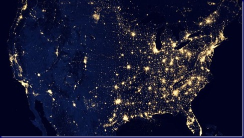 NASA  Earth At Night