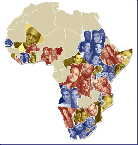 13-05-16 Mother Jones Map of Africa with Celebrity Faces