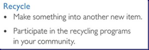 WattSmart - Recycle
