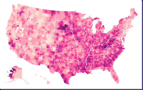 17-02-24, New York Times Capture of '16 and Pregnant' Viewing Heat Map