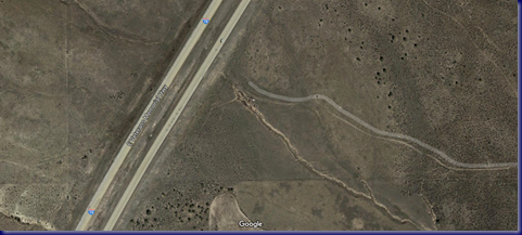 Google Maps I-15 Mile 212 Auto Graveyard Capture